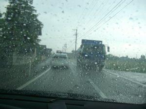 雨を楽しむ方法