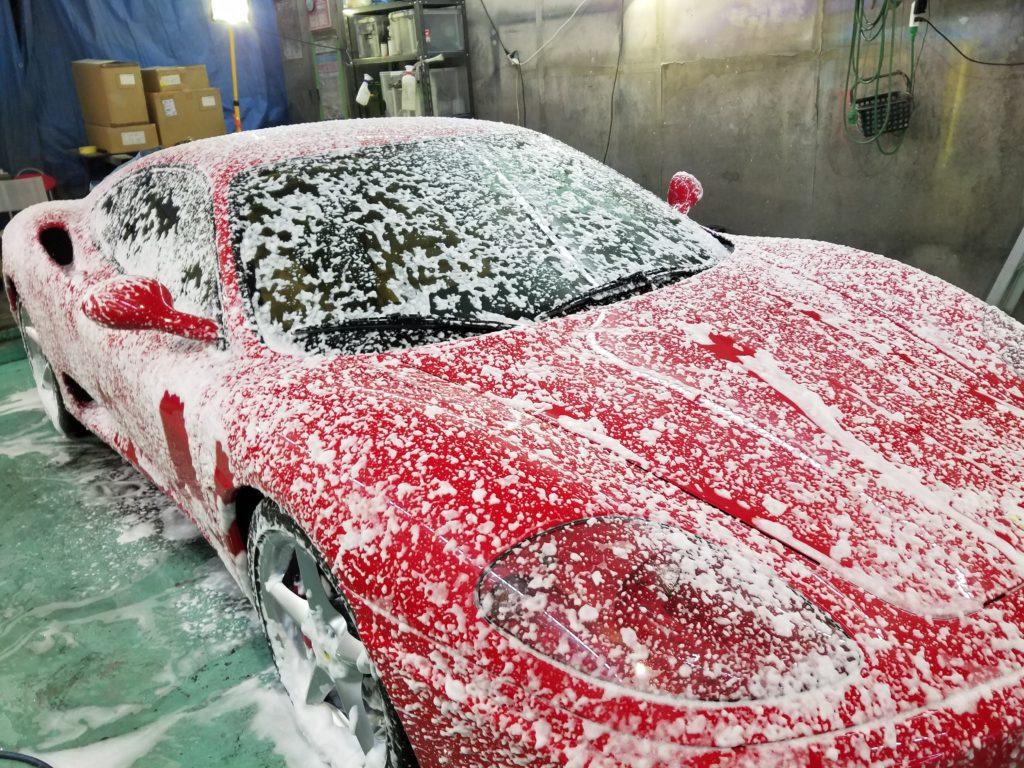 洗車屋の矛盾