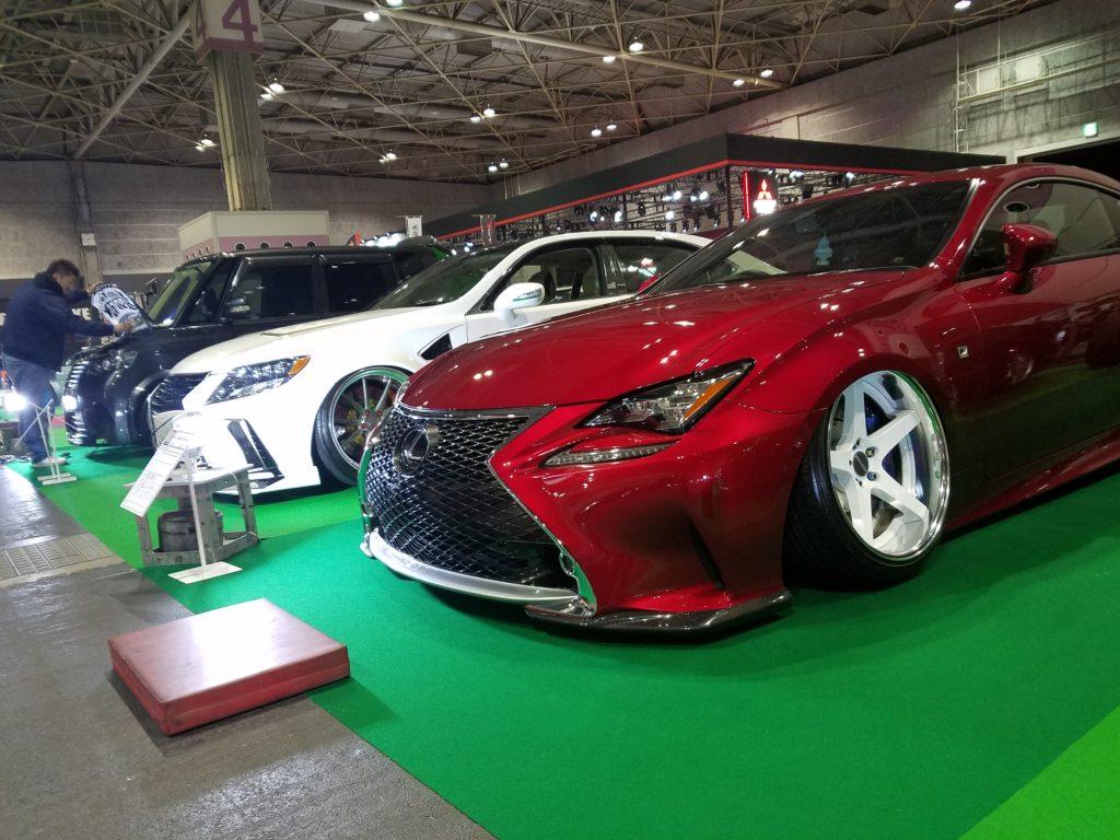2019大阪オートメッセ